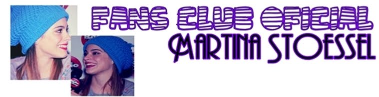 Fans Club Oficial Martina Stoessel