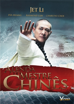 A Lenda do Mestre Chinês (Dual Audio) DVDRip XviD