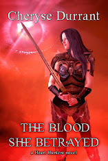 "Giveaway: ""The Blood She Betrayed"", by Cheryse Durrant"