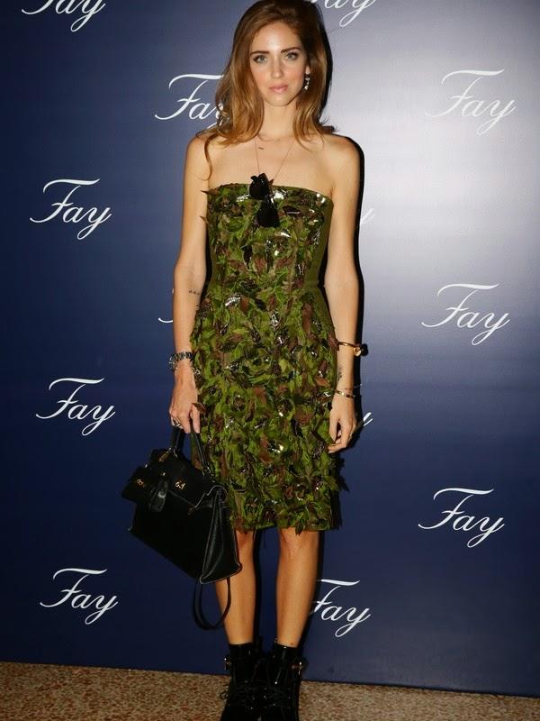 Anna Wintour, Charlotte Casiraghi, Kate Moss e Livia Firth, entre outras, começaram o dia no desfile da Gucci