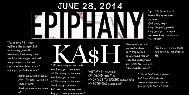 Akash Ahuja aka Kash Just Had An Epiphany! [Album Out Now] - desiunit - desihiphop