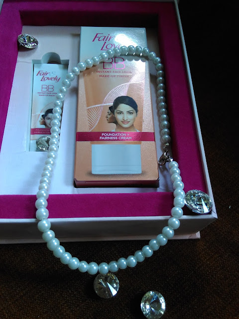 blogger review, fair and lovely BB cream, how to wear a BB cream, fair and lovely BB cream review, how to use a BB cream