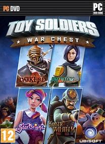 Toy Soldiers War Chest-CODEX