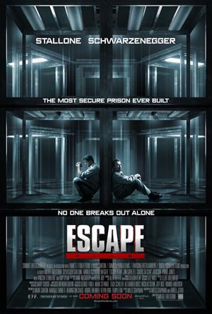 Tráiler de Escape Plan con Stallone y Schwarzenegger juntos