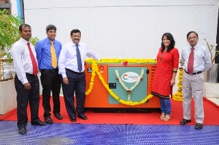 #Cooper Corporation launches new Eco Pack Gensets in #Bangalore