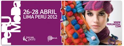 PERU MODA ABRIL 2012 GIFT SHOW 2012