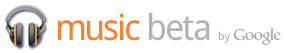 Music Beta by Google Logo
