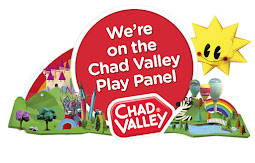 We're On The Chad Valley Play Panel