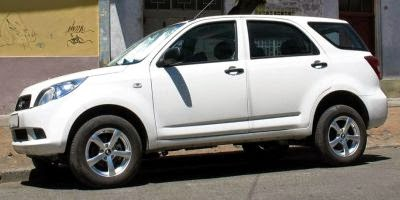 Spesifikasi Kelebihan Harga Mobil Daihatsu Terios Baru Cash Murah