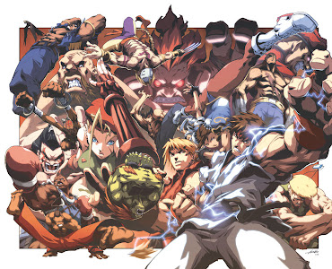 #42 Street Fighter Wallpaper