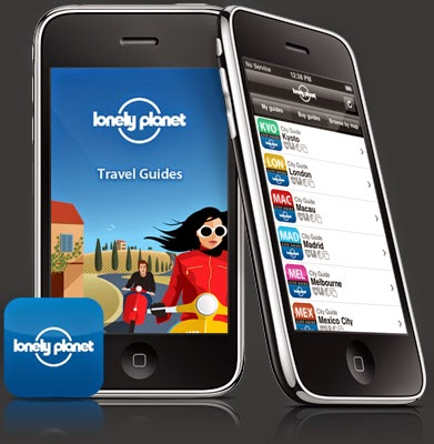 Lonely Planet App