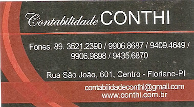 Contbilidade CONTHI
