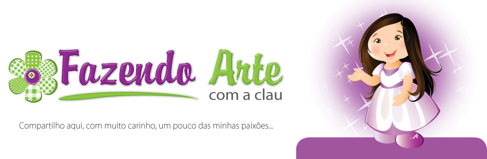 Fazendo Arte com a Clau