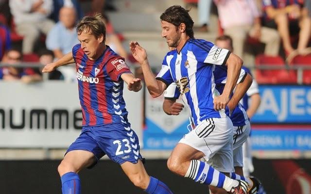 Real Sociedad vs Eibar en vivo