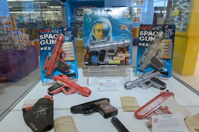 Vintage PEZ Guns