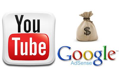 หารายได้เสริมด้วย YouTube Adsense