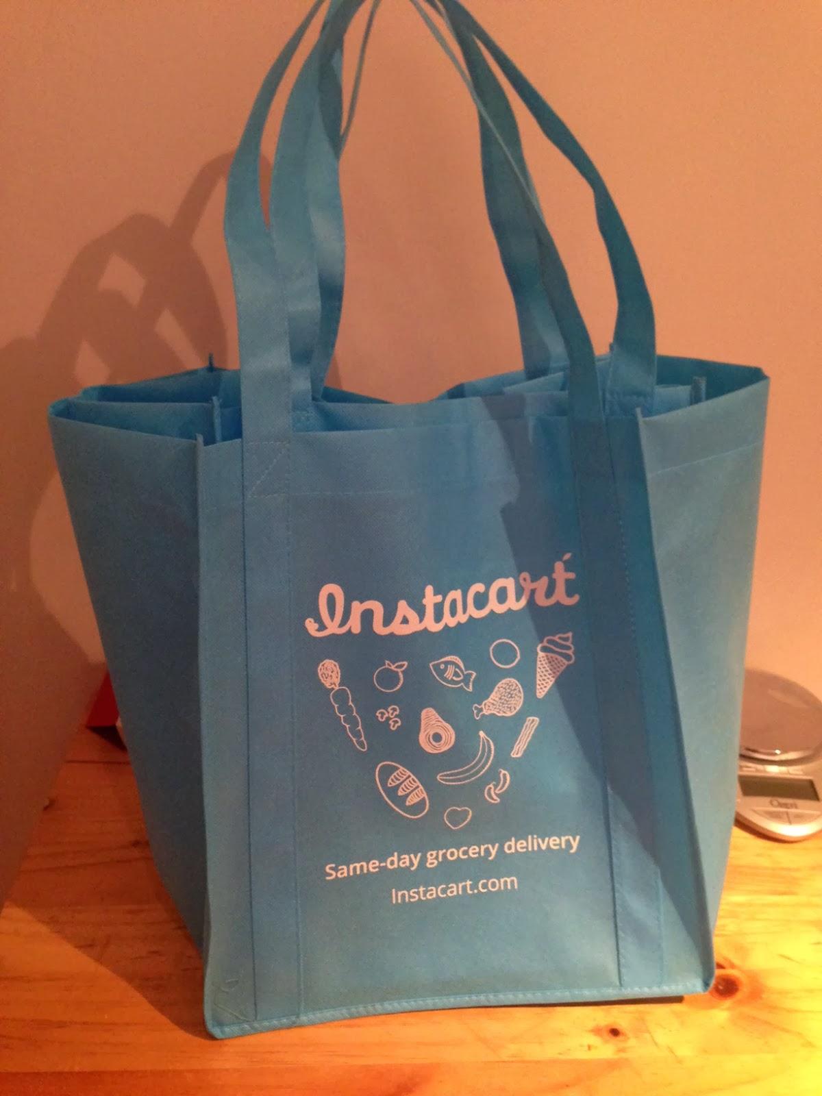 Instacart Shopping Bag