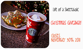 Sweet Christmas Giveaway♥