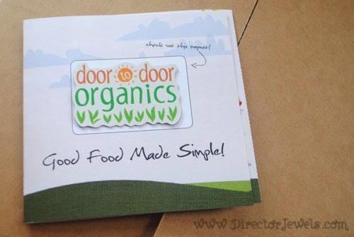 Director Jewels Kansas City Door To Door Organics Review Coupon Code