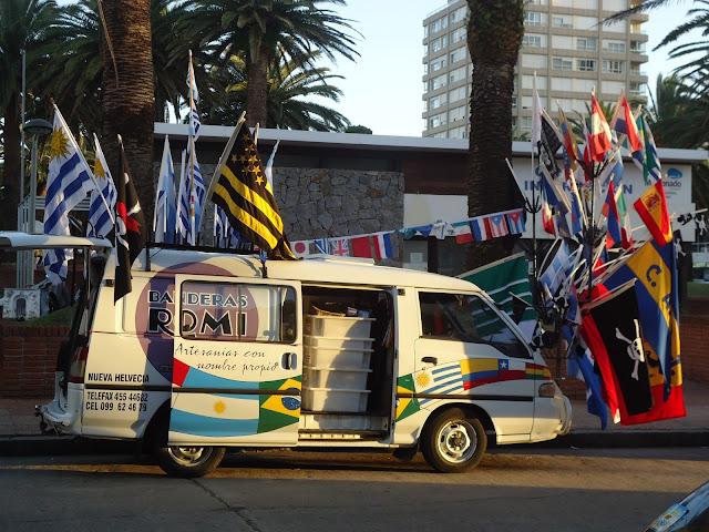 Punta del Este, Uruguai, Centro, Gorlero