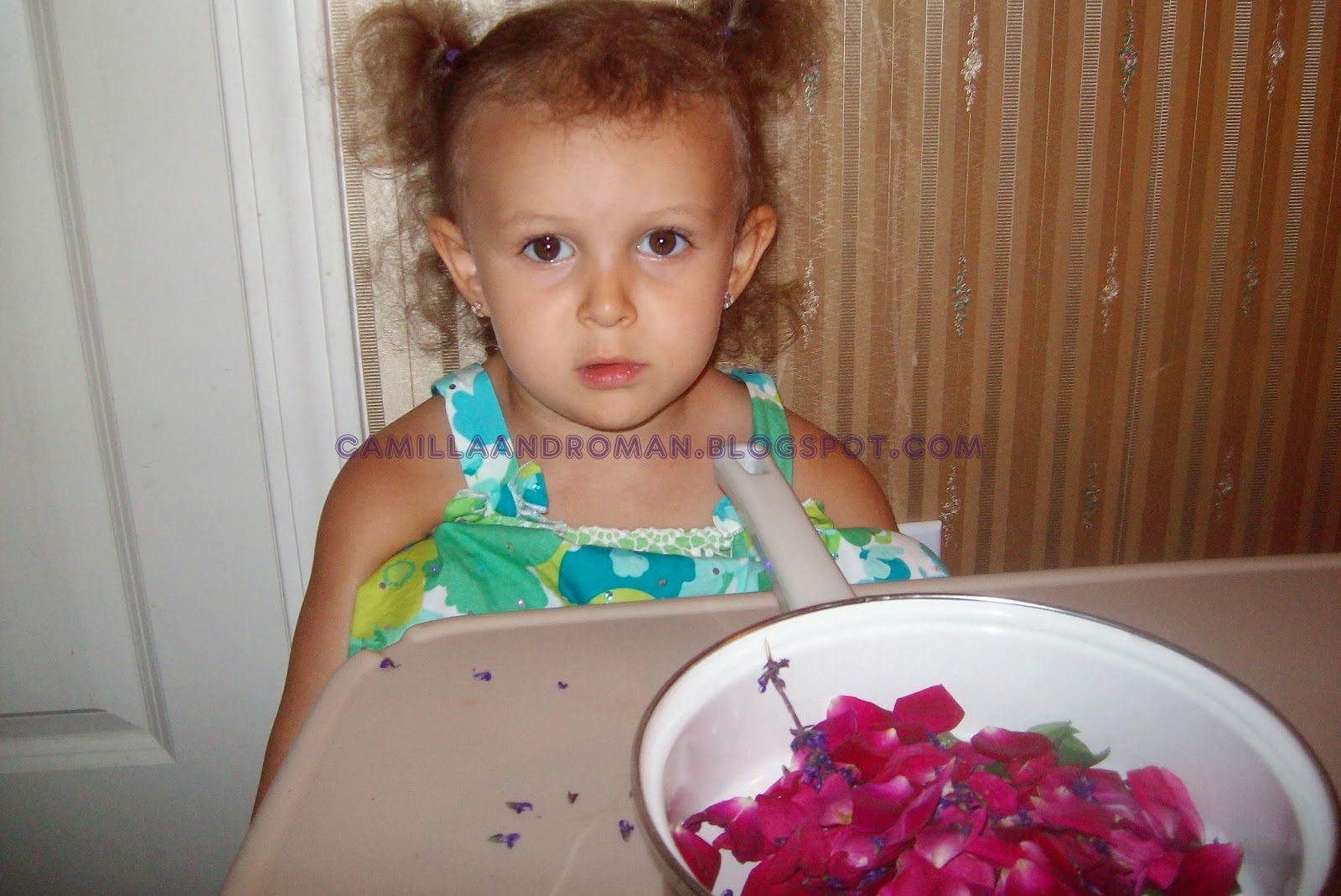 How to make a perfume for toddlers and preschool