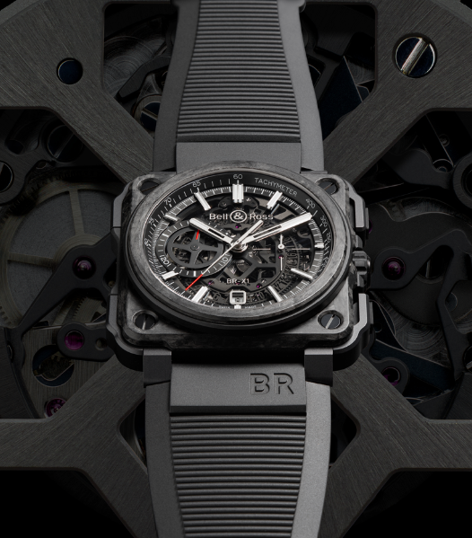 Bell & Ross BR-X1 Carbone Forgé®