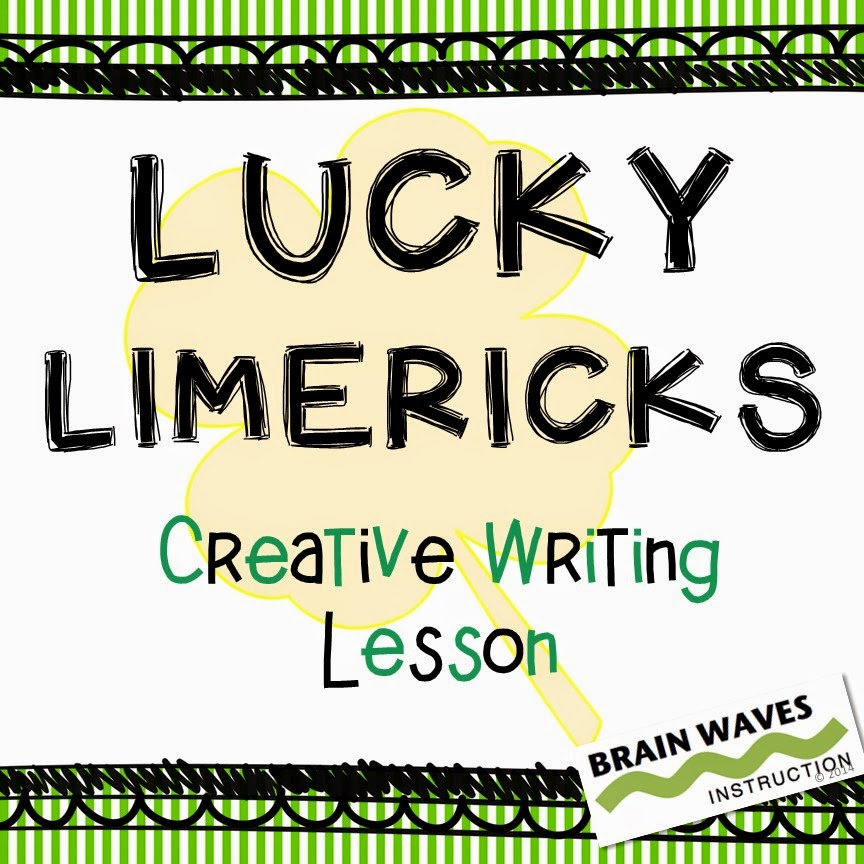 http://www.teacherspayteachers.com/Product/Limerick-Writing-Lesson-St-Patricks-Day-Poetry-Study-and-Writing-1078453