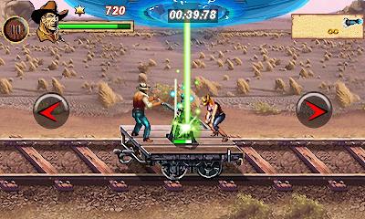 2ppym3r [Dica de jogo] Cowboys & Aliens para celular Java