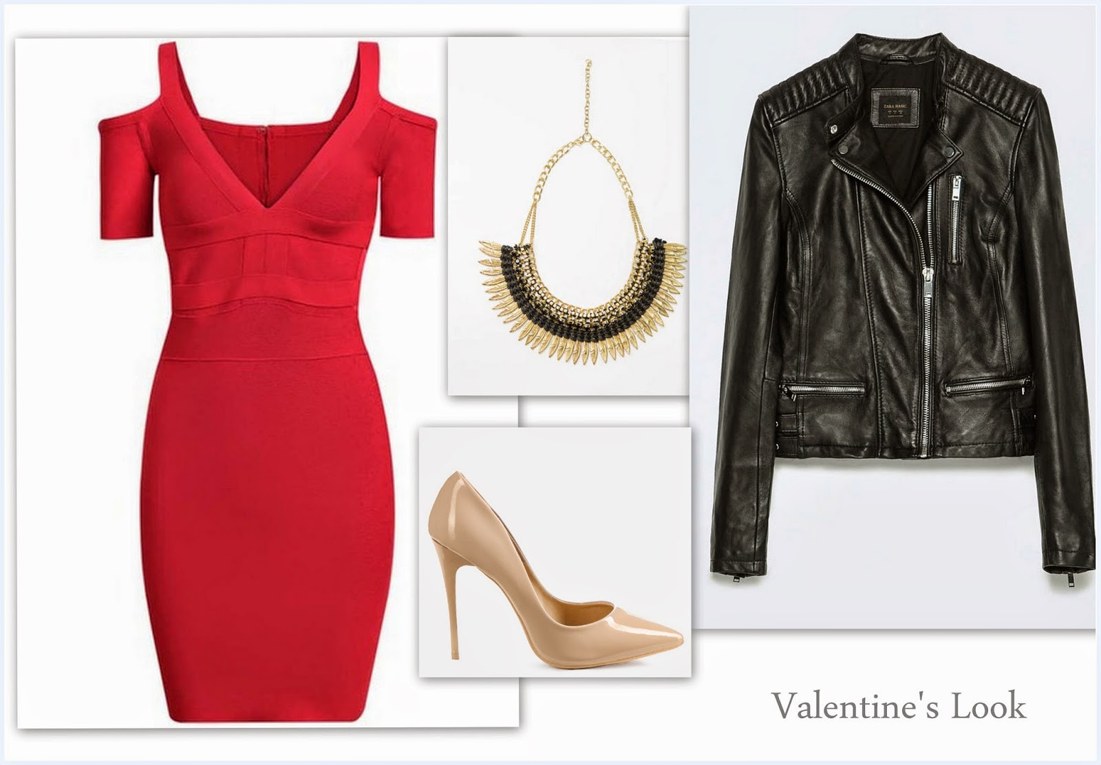 ♥ VALENTINE'S OUTFIT ♥