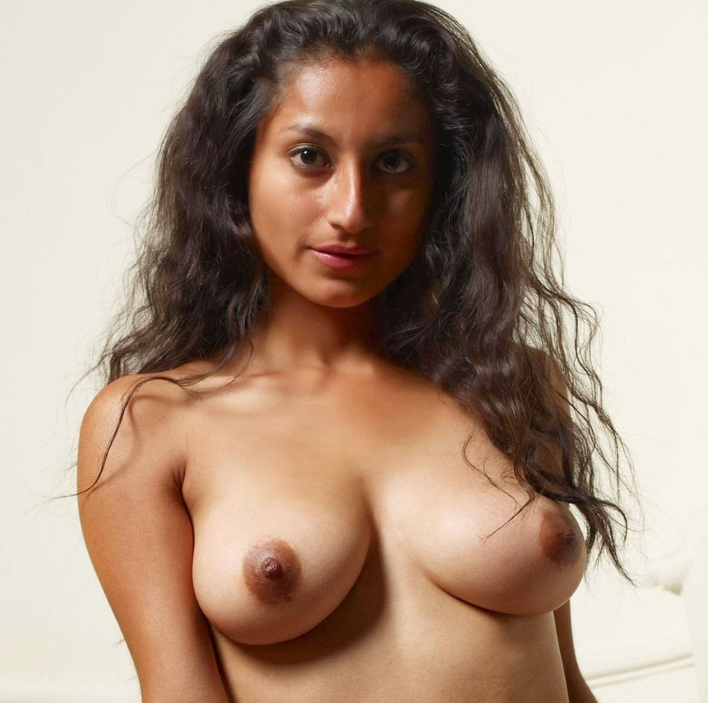 real nude indian model
