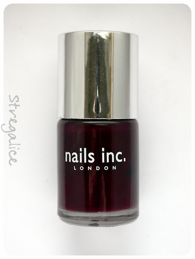 Nails Inc. Queensgate Mews - bottle
