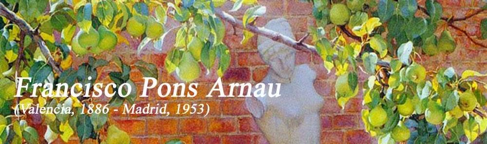 Francisco  Pons Arnau