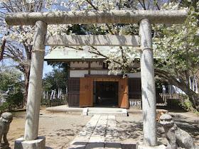 西御門白旗神社