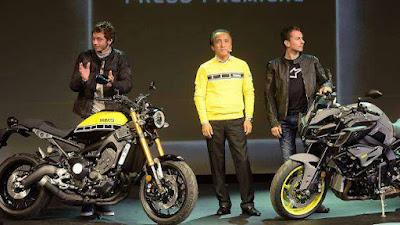 Satu Panggung, Rossi - Lorenzo 'Malu-malu Kucing'