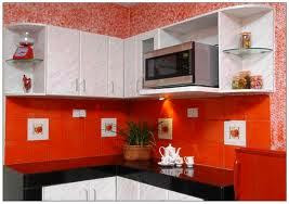 Grafibe kitchen with textured painting