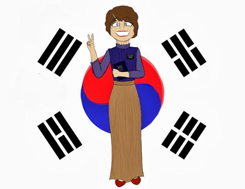 but yes, korea.
