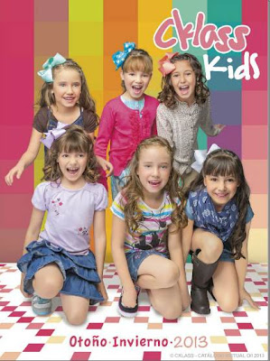 catalogo cklass kids OI 2013