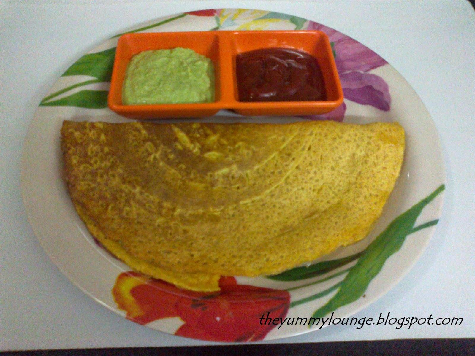 Beasan Ka Cheela Recipe Pudla Chickpea Pancake