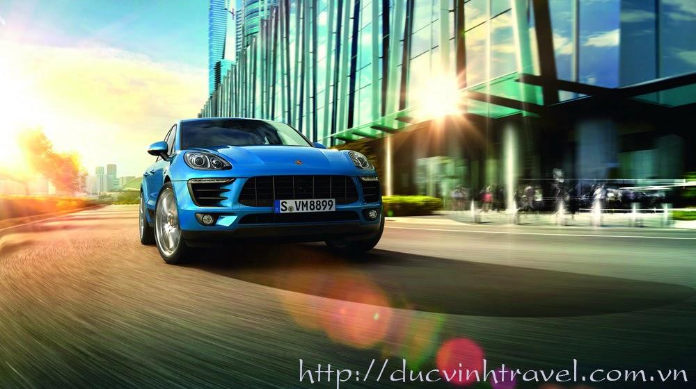 Porscher Macan ra mắt chính thức tại Việt Nam