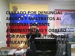 PROGRAMA RADIAL Pro-defensa de la Educacion Producido por Francisco Hidalgo (CERRADO)