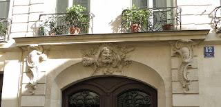 12 rue de Jouy à Paris