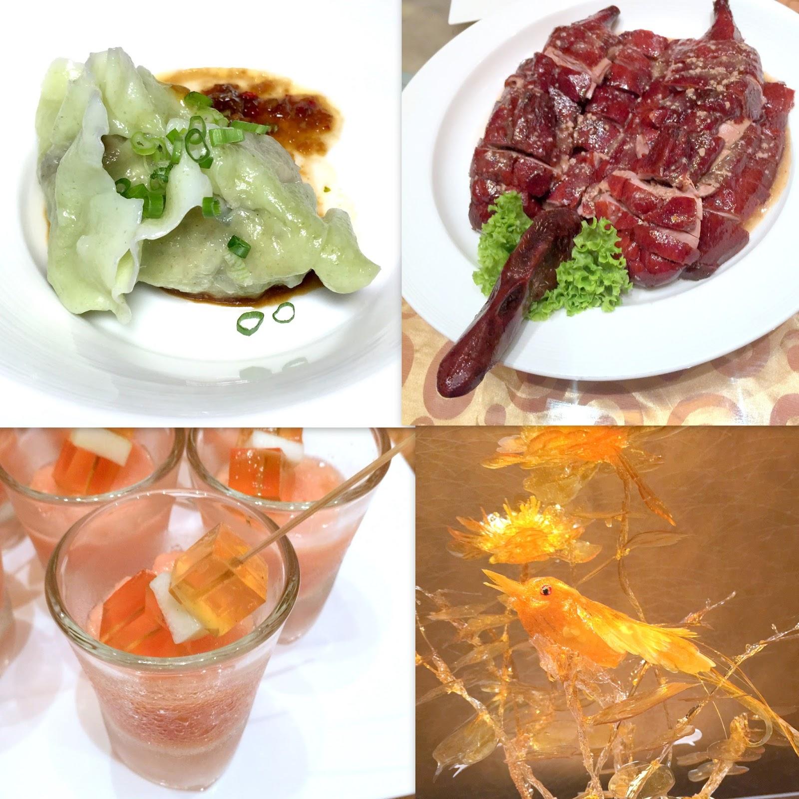 Singapore Japan Food Blog : Dairy and Cream: Jade Restaurant @ The Fullerton Hotel: Chinese New ...