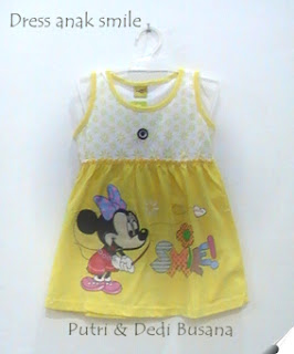 dress anak keep smile