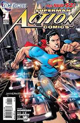 Buy Action Comics #1