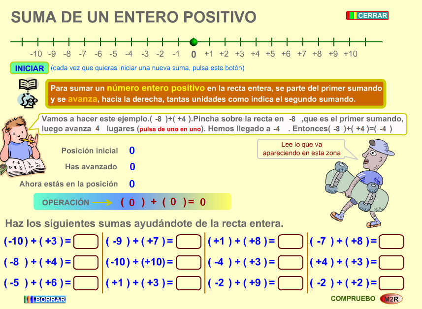 http://www.gobiernodecanarias.org/educacion/3/WebC/eltanque/todo_mate/numenteros/sumapositivo/sumapositivo_p.html
