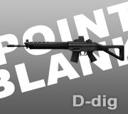 Senjata SG 550 Ext. Point Blank - PB
