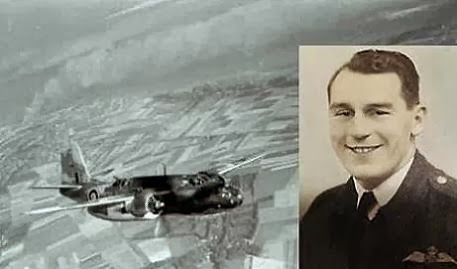 Warrant Officer Carl Adrian Beach - RCAF American Volunteer