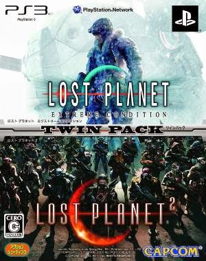 Lost Planet 1 & 2 Twin Pack – PS3