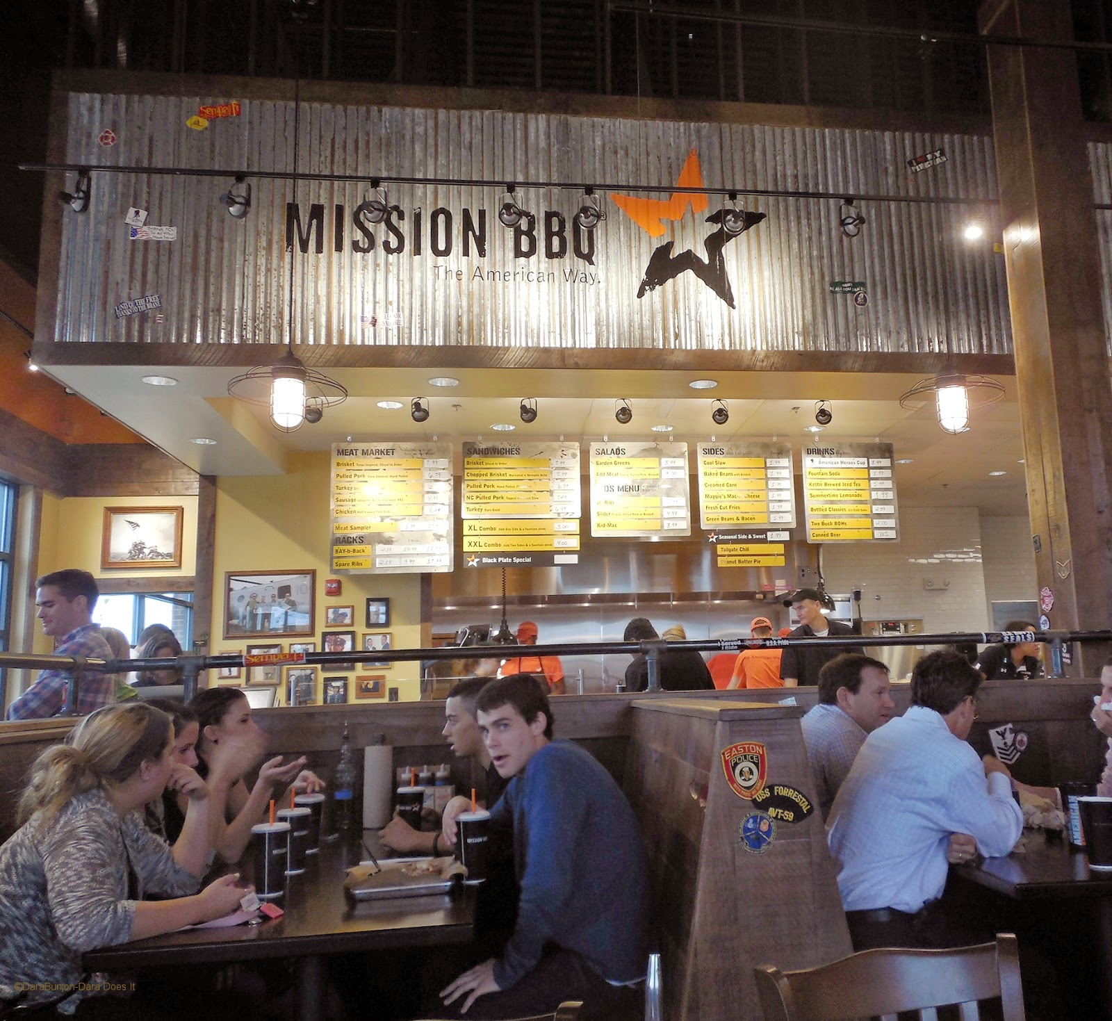 Mission Bbq Dining Room Manager Salary
