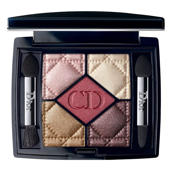 Dior '5 Couleurs' Eyeshadow Palette for Fall 2014 - Trafalgar (876)